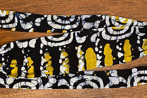 Tie Headband - Batik