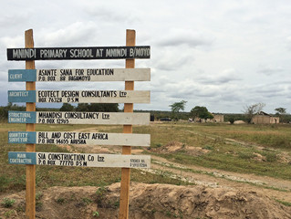 Mnindi Primary School and Room to Read