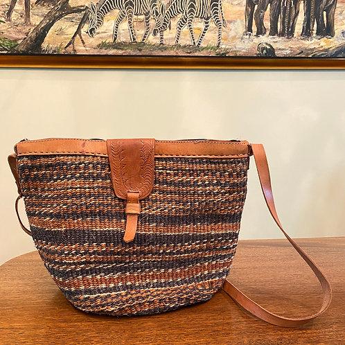 Sisal Woven Handbag -Large