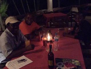 Back in Tanzania