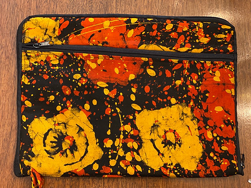 Batik Laptop Case