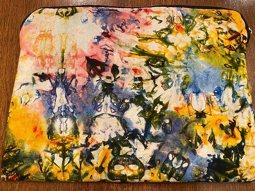 Batik Tie Dye Laptop case