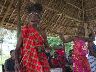 Traditional Tanzanian Dancing