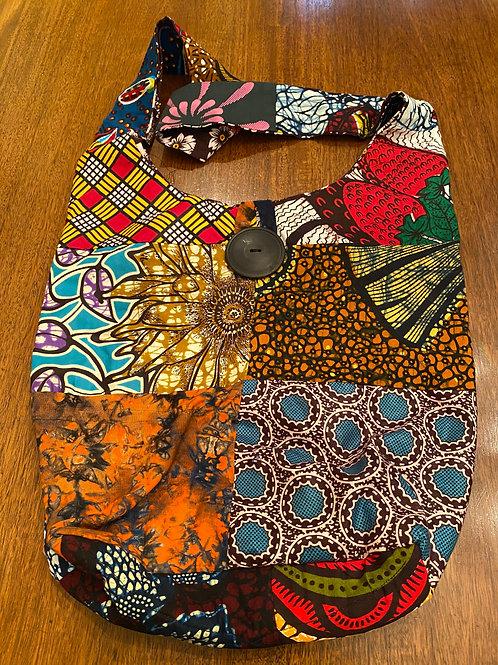 Maasai Bag - Patchwork