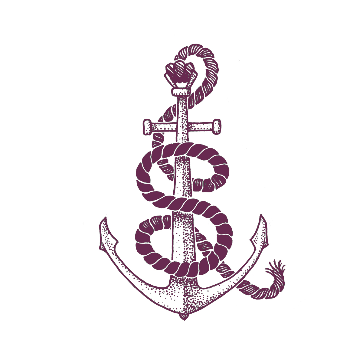 Sea-Worthy Monogram