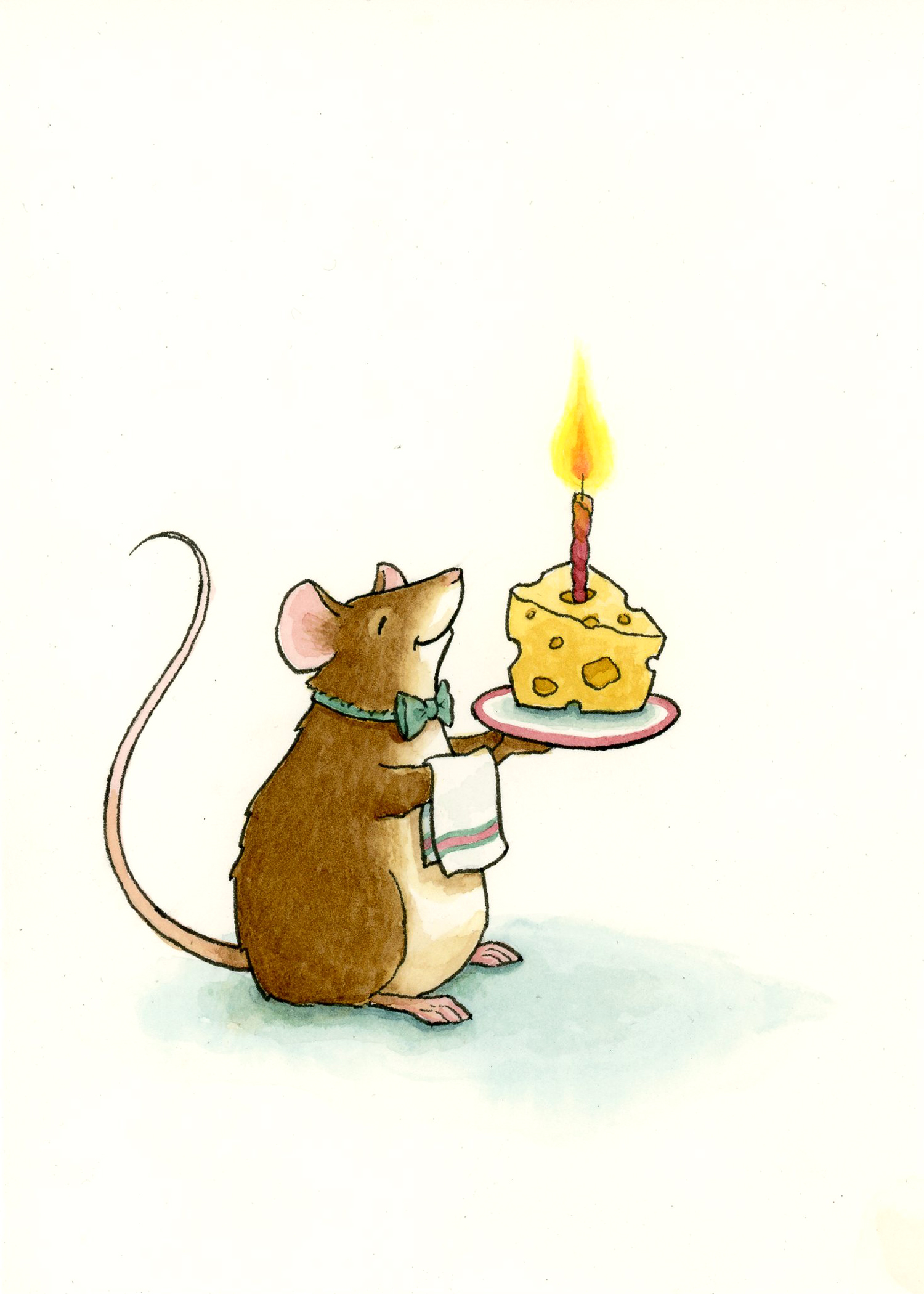 Birthday Mouse