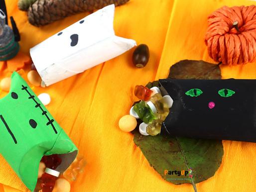 Halloween Mitgebsel / Gastgeschenk Ideen