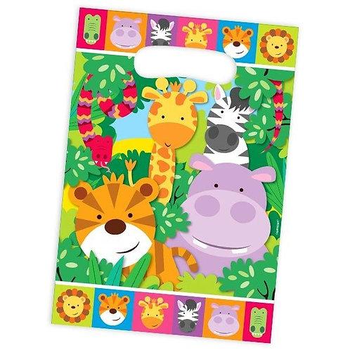 Geschenktüten Wilde Tiere