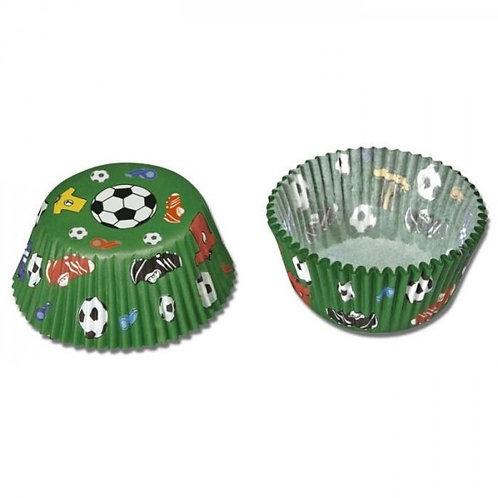 Backformen Fussball Muffins