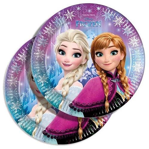 Teller Frozen / Die Eiskönigin