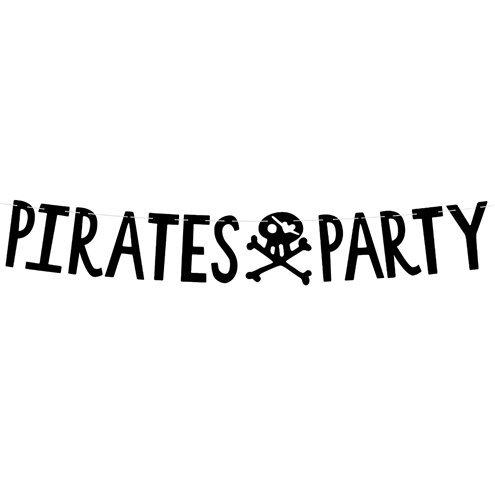 Girlande Piraten-Party