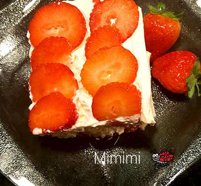 Erdbeer-Tiramisu (Kinder-Tiramisu) - ohne Alkohol, Kaffee und Eier