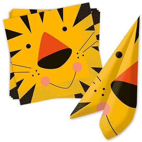Tiger Serviette