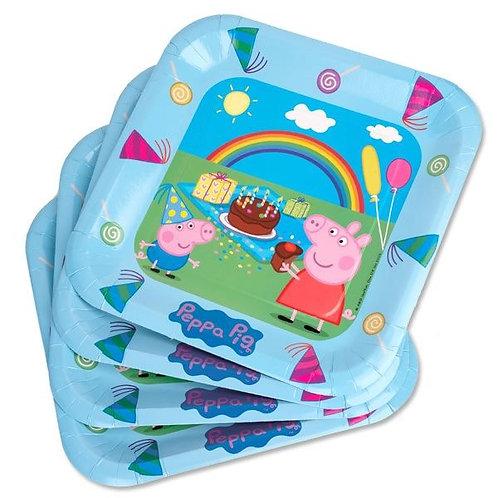 Teller Peppa Pig (Wutz)