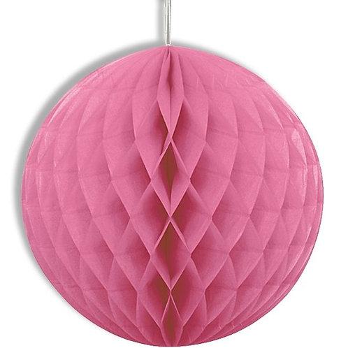 Wabenball rosa 20cm
