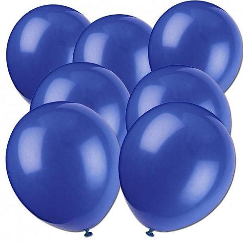 Luftballon dunkelblau 30cm