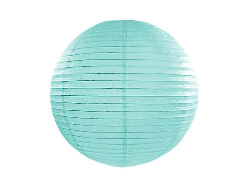 Lampion minz-grün 35cm