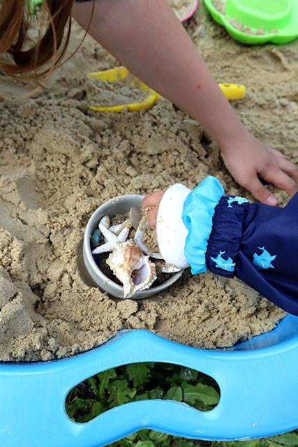 Schatzsuche Spielidee für den Piraten Kindergeburtstag