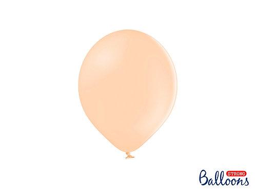 Luftballon pastell pfirsich 23 cm