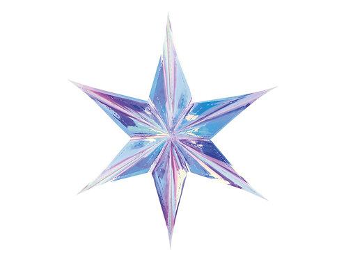 Stern irisierend