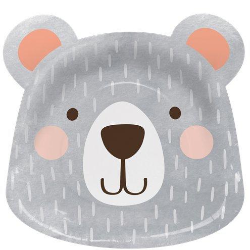 Teller Kleiner Bär