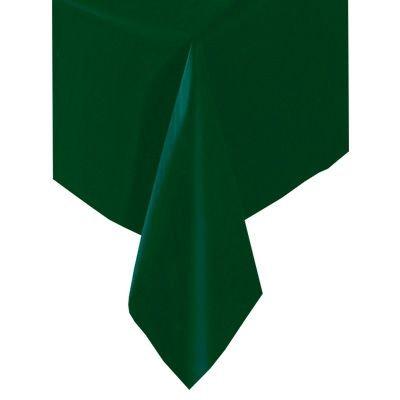 Tischdecke dunkelgrün