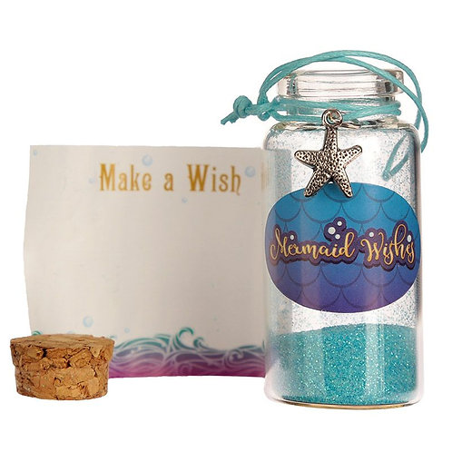 Meerjungfrau Wunschglas