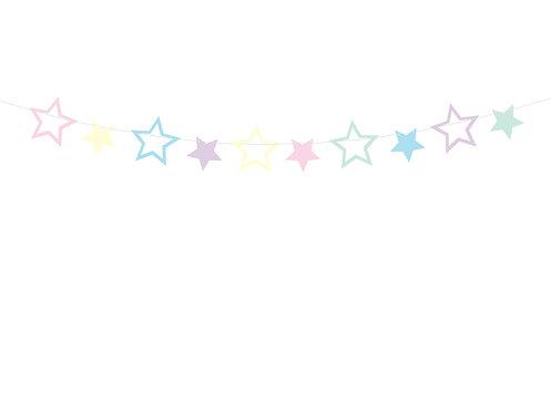 Sternen Girlande