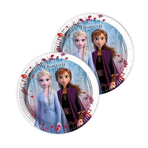 Teller Frozen / Eiskönigin 2
