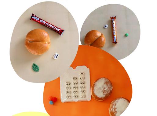 3 einfache Ideen für den Geburtstags-Znüni (Geburtstags-Snack für Schule / Kindergarten)