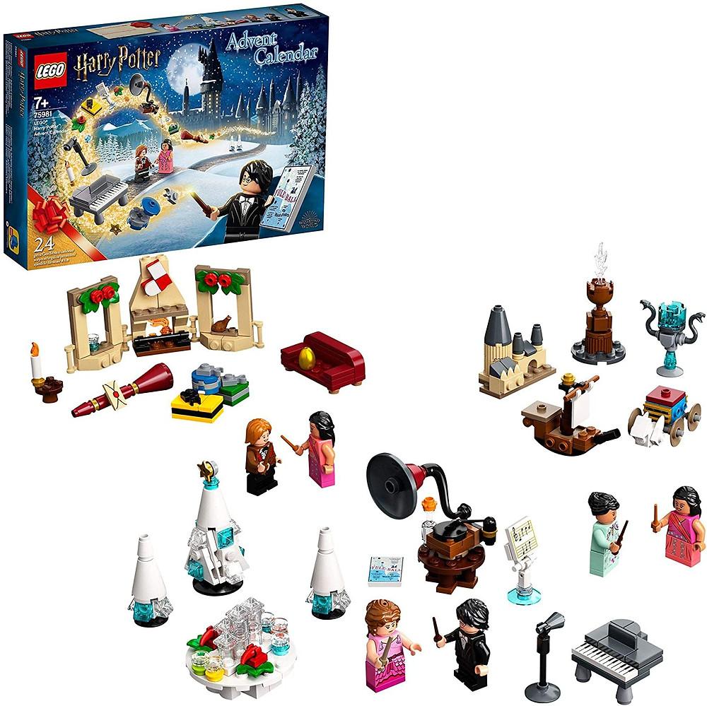 Lego Harry Potter Adventskalender für Jungen und Mädchen 2020