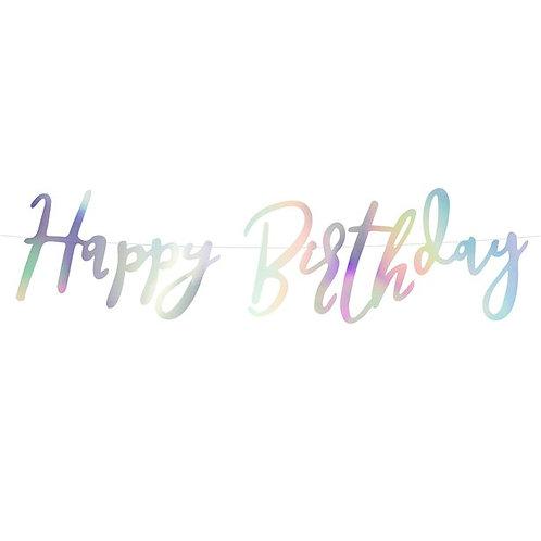 Happy Birthday Girlande
