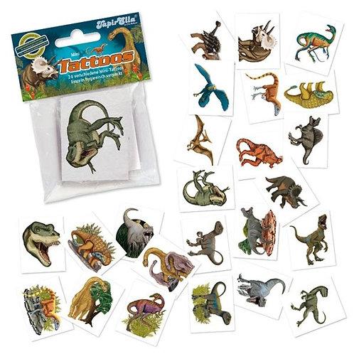 Tattoos Gefährlicher Dino
