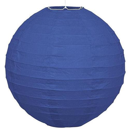 Lampion blau 25cm