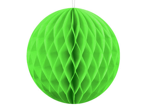 Wabenball grün