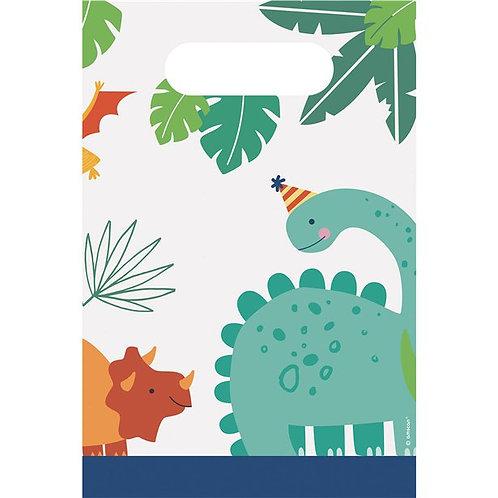 Geschenktüte kleiner Dino