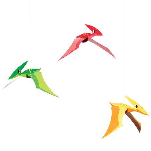Hängedeko Flugsaurier