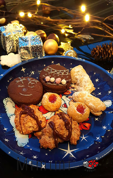 Tolle Weihnachtskekse.Weihnachten 3 Tolle Weihnachtsplätzchen Rezepte Mimimi Der