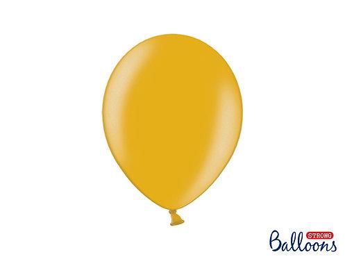 Luftballon gold 27cm