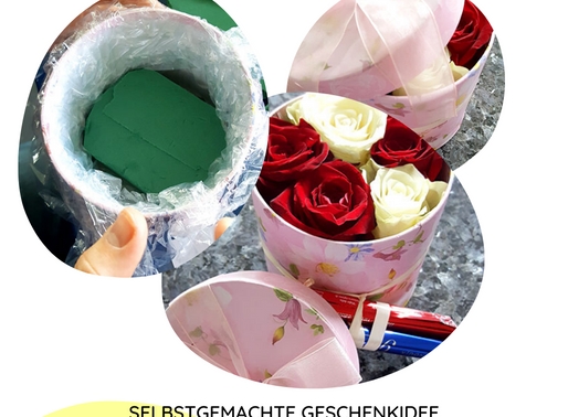 Flowerbox - Blumen in der Schachtel