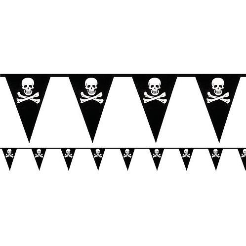 Wimpelkette Piraten