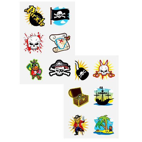 Piraten Tattoos