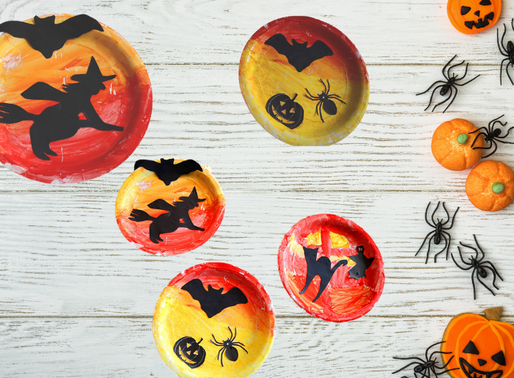 Halloween Party - Einfache Deko Idee