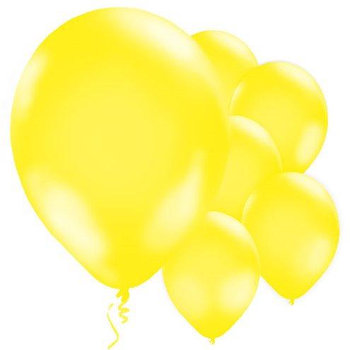 Luftballon gelb 28cm