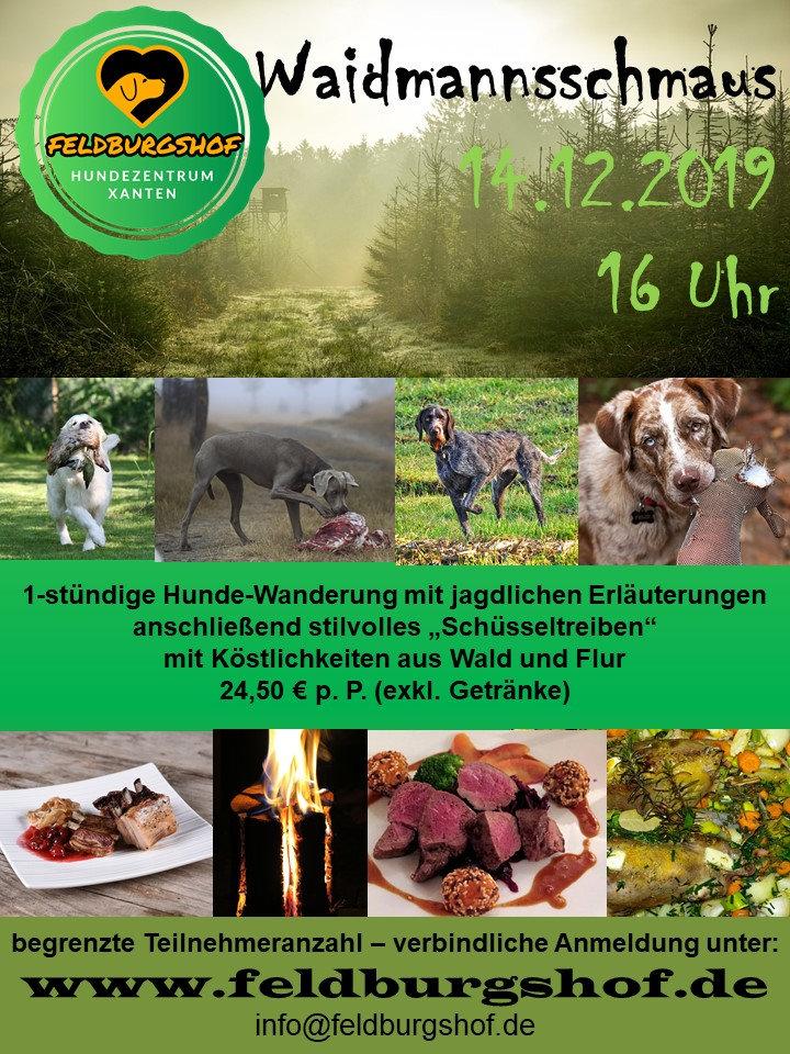 Waidmannsschmaus 2019