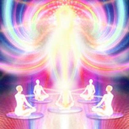 Gruppenheilsitzung Webinar - Meditation