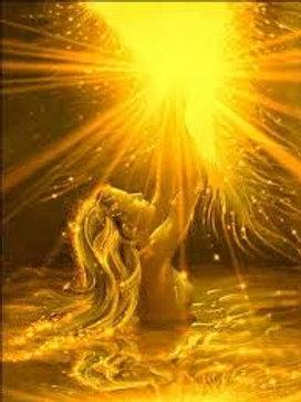 Die heilende Schwingung der weiblichen Gottesenergie - Meditation 3
