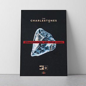 The Charlestones - Diamonds on the run #1