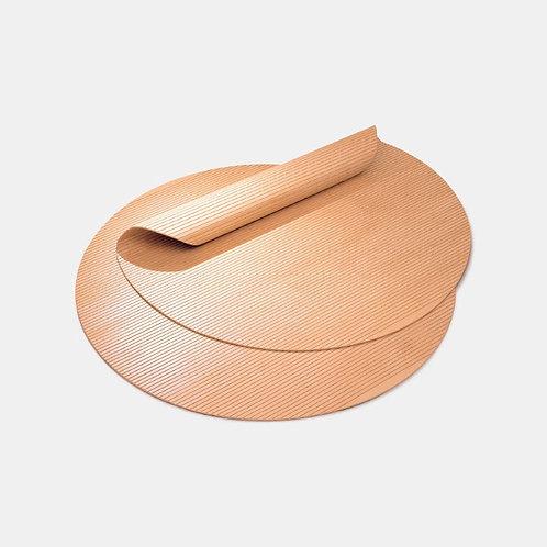 Tippy | Tappeto in legno