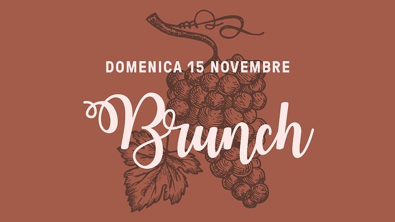 Brunch | 15 novembre